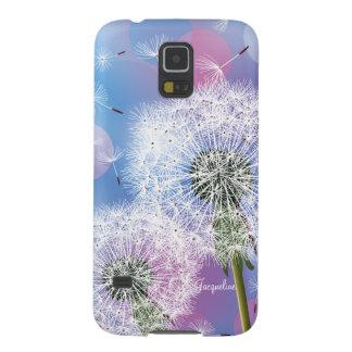 Dandelion Make A Wish Samsung Galaxy s5 Case