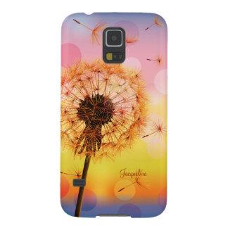 Dandelion Make A Wish Samsung Galaxy S5  Case Galaxy S5 Cover