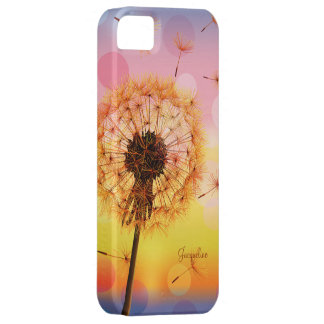 Dandelion Make A Wish Spring iPhone 5 Case