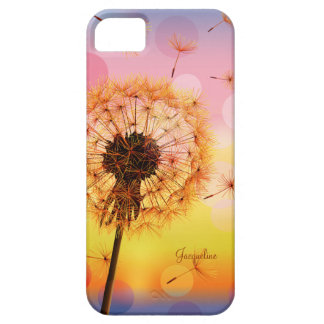 Dandelion Make A Wish Spring iPhone SE/5/5s Case