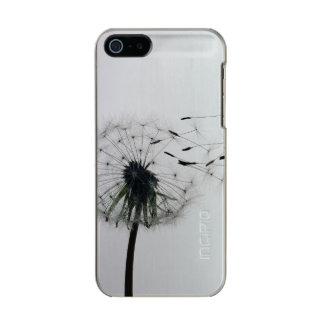 Dandelion Metallic iPhone SE/5/5s Case