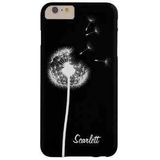 Dandelion Monogram iPhone 6/6s Plus Case