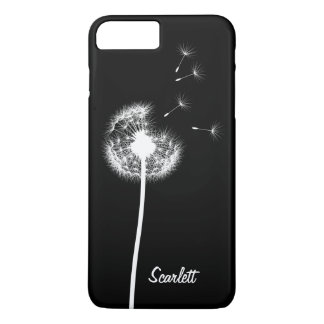 Dandelion Monogram iPhone 7 Plus Case