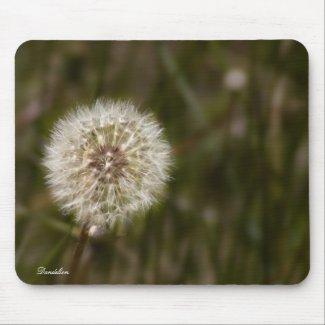 Dandelion Mousepad mousepad