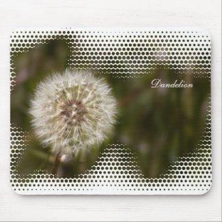 Dandelion Mousepad 2 mousepad