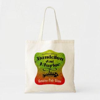 Dandelion & Murloc Canvas Bags