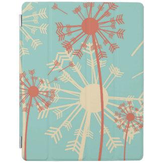 Dandelion Nature Modern Illustration iPad Cover