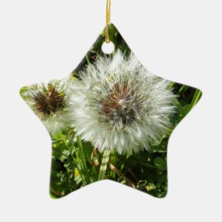 Dandelion Ornament