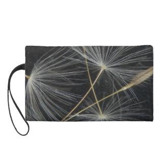 Dandelion Parachute Seeds Wristlet Purse