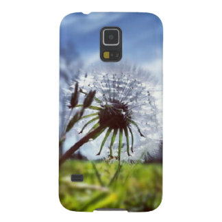 Dandelion (Photography) Galaxy S5 Covers