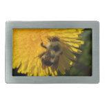 Dandelion Pollenator Belt Buckle