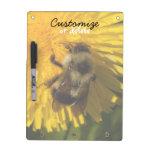 Dandelion Pollenator; Customizable Dry-Erase Whiteboards