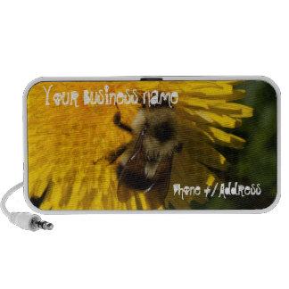 Dandelion Pollenator; Promotional iPod Speakers