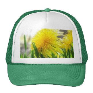 Dandelion Portrait Trucker Hat