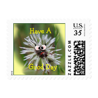 Dandelion Postage Stamp- customize