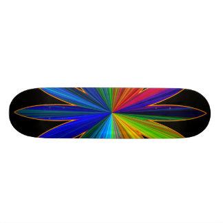 Dandelion Rainbow Skateboard