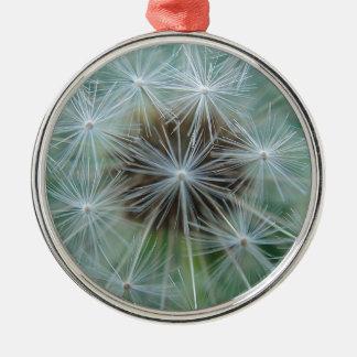 Dandelion sample christmas tree ornaments