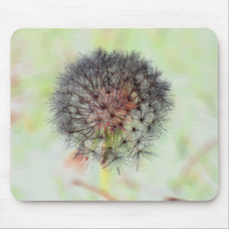 Dandelion Seed Head Mouse Pad