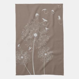 Dandelion Seed Thieves Towel