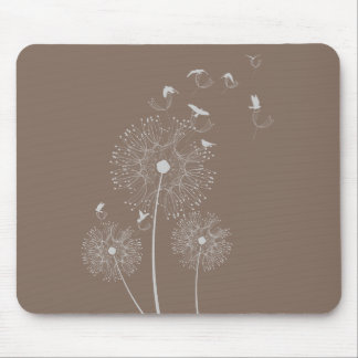 Dandelion Seed Thieves Mouse Pad