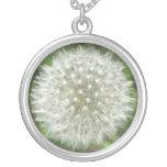 Dandelion Seedhead Necklaces