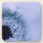 Dandelion Seeds Beverage Coasters