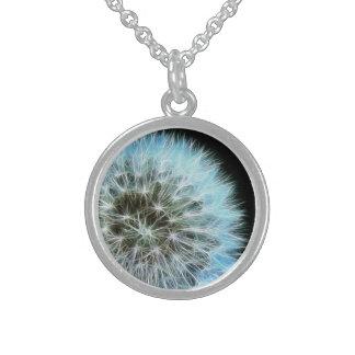 Dandelion Seeds - Whisper in the Wind Pendant