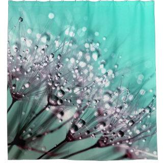 dandelion shower curtains zazzle