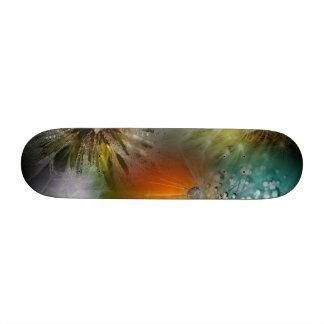 Dandelion Skate Board Deck