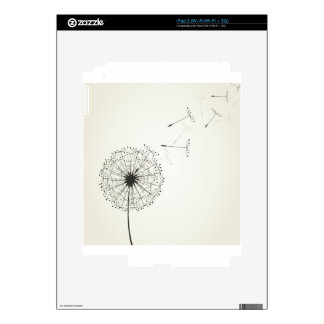 Dandelion Skins For iPad 2