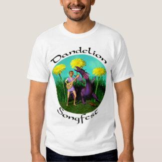 Dandelion Songfest T Shirt
