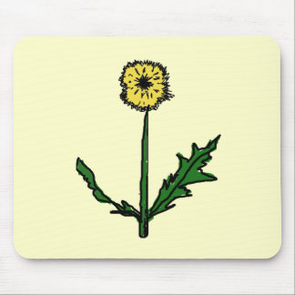Dandelion T-shirts and Gifts Mouse Pad