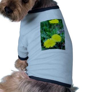 Dandelion Twins Doggie T Shirt