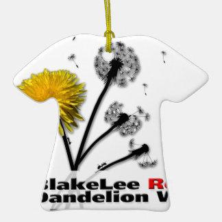 Dandelion Wine Christmas Ornament