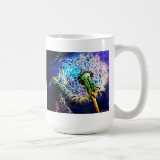 DANDELION WISH by Missi Lynn Boness Mugs