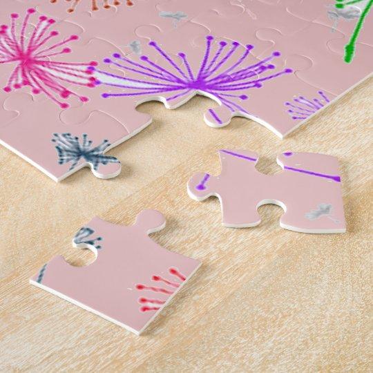 Dandelion Wishes 2 Jigsaw Puzzle