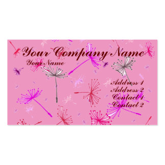 Dandelion Wishes 6 Business Card