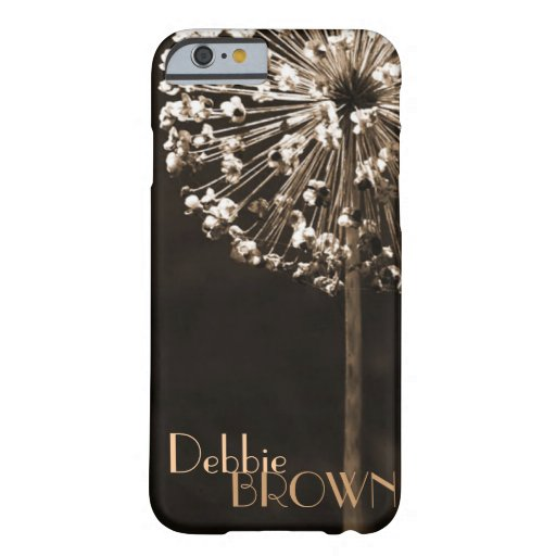 Dandelion Wishes iPhone 6 Case