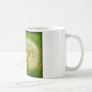 Dandelion Wishes & Confucius Quote Coffee Mug