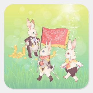Dandelion Wishes Stickers