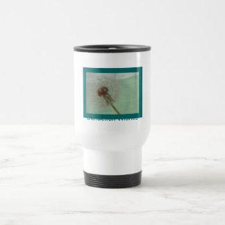 Dandelion Wishes Travel Mug