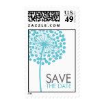 Dandelion Wishes Wedding Stamps