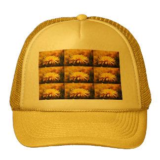 Dandelion Yellow Blossoms Flowers Vines Spring Trucker Hat