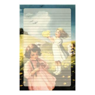Dandelions - Antoinette Inglis Customized Stationery