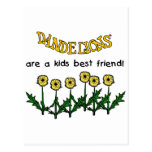 Dandelions Are A Kids Best Friend Tshirts and Gift Postcard