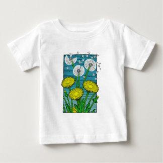 Dandelions Baby T-Shirt