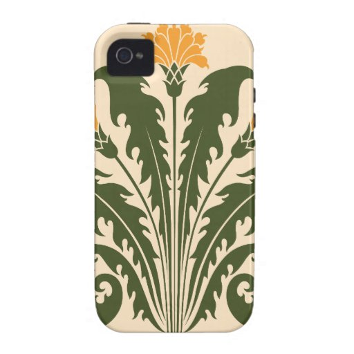 Dandelions Vibe iPhone 4 Covers
