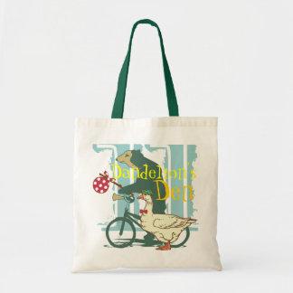 Dandelion's Den Budget Tote Bag
