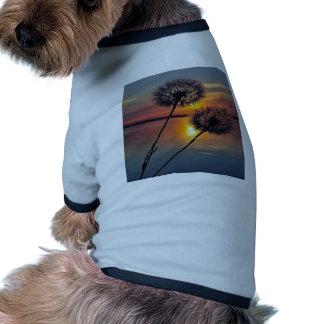 Dandelions Pet Shirt