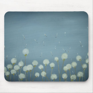 Dandelions Going To Seed Mousepad!!! Mouse Pad